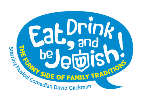 Eat, Drink and Be Jewish!    The Funny Side of Family Traditions A Logo, Monogram, or Icon  Draft # 45 by alcoholix