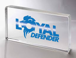 Loyal Defender A Logo, Monogram, or Icon  Draft # 47 by gladys