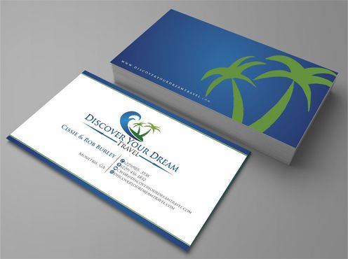 Stationary & business cards Business Cards and Stationery  Draft # 119 by Deck86