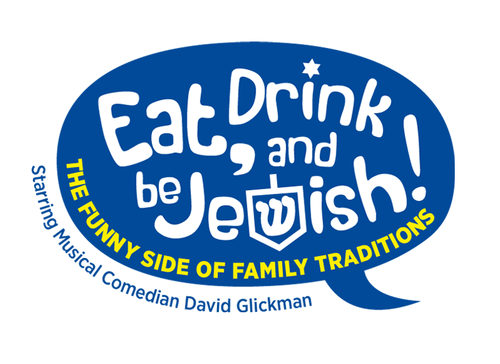 Eat, Drink and Be Jewish!    The Funny Side of Family Traditions A Logo, Monogram, or Icon  Draft # 59 by alcoholix