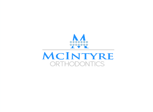 McIntyre Orthodontics A Logo, Monogram, or Icon  Draft # 122 by attidesigns