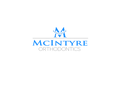 McIntyre Orthodontics A Logo, Monogram, or Icon  Draft # 126 by attidesigns