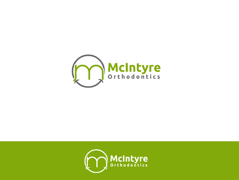 McIntyre Orthodontics A Logo, Monogram, or Icon  Draft # 143 by HorizonH