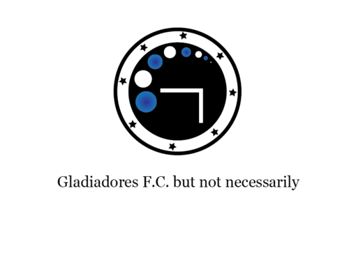 Gladiadores F.C. but not necessarily A Logo, Monogram, or Icon  Draft # 46 by FM007