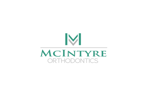 McIntyre Orthodontics A Logo, Monogram, or Icon  Draft # 152 by attidesigns