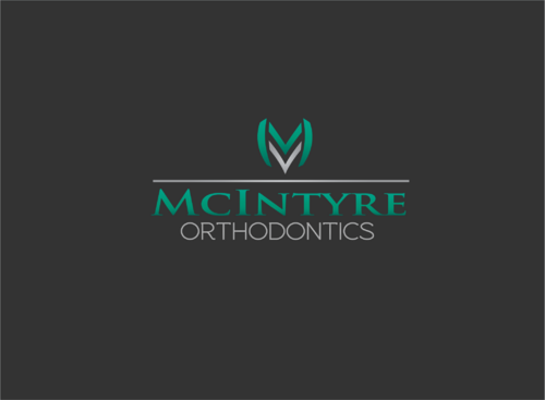 McIntyre Orthodontics A Logo, Monogram, or Icon  Draft # 154 by attidesigns