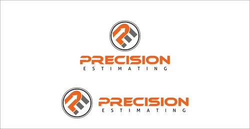 Precision Estimating A Logo, Monogram, or Icon  Draft # 213 by StartArts