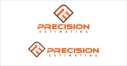 Precision Estimating A Logo, Monogram, or Icon  Draft # 215 by StartArts