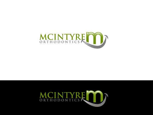 McIntyre Orthodontics A Logo, Monogram, or Icon  Draft # 164 by HorizonH
