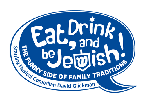Eat, Drink and Be Jewish!    The Funny Side of Family Traditions A Logo, Monogram, or Icon  Draft # 77 by alcoholix