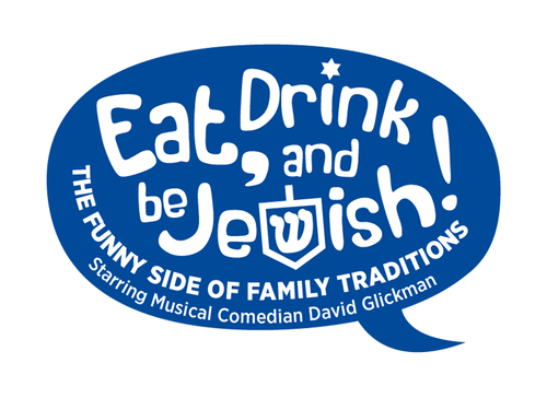 Eat, Drink and Be Jewish!    The Funny Side of Family Traditions A Logo, Monogram, or Icon  Draft # 78 by alcoholix