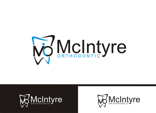 McIntyre Orthodontics A Logo, Monogram, or Icon  Draft # 194 by ningsih
