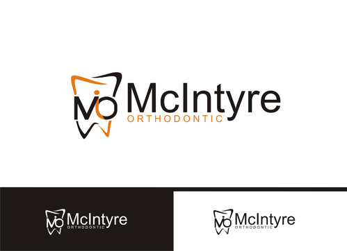 McIntyre Orthodontics A Logo, Monogram, or Icon  Draft # 196 by ningsih