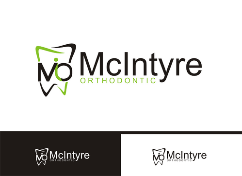 McIntyre Orthodontics A Logo, Monogram, or Icon  Draft # 197 by ningsih