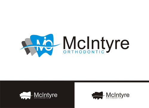 McIntyre Orthodontics A Logo, Monogram, or Icon  Draft # 198 by ningsih