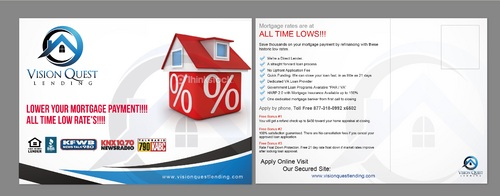 Mortgage Post Card