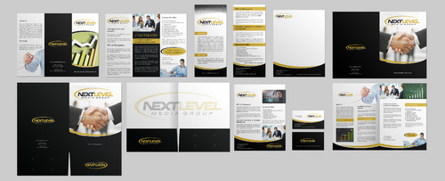 Next Level Media Group Marketing collateral  Draft # 12 by gugunte