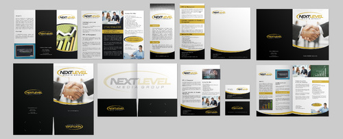 Next Level Media Group Marketing collateral  Draft # 23 by gugunte