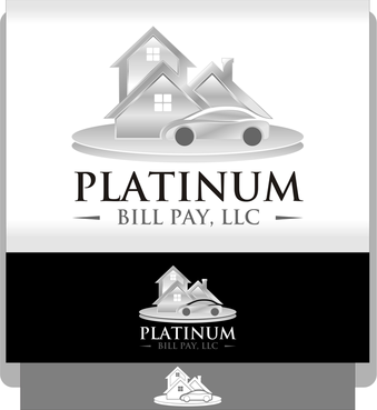Platinum Bill Pay, LLC A Logo, Monogram, or Icon  Draft # 43 by irdiya