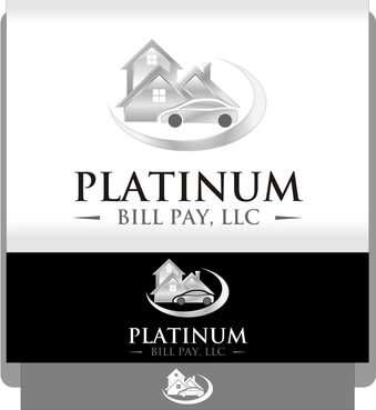Platinum Bill Pay, LLC A Logo, Monogram, or Icon  Draft # 44 by irdiya