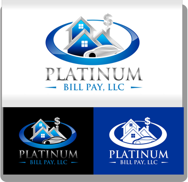 Platinum Bill Pay, LLC A Logo, Monogram, or Icon  Draft # 64 by irdiya