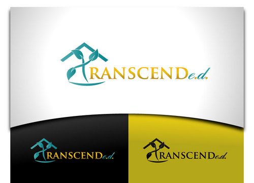 Transcend e.d. A Logo, Monogram, or Icon  Draft # 5 by saiiah