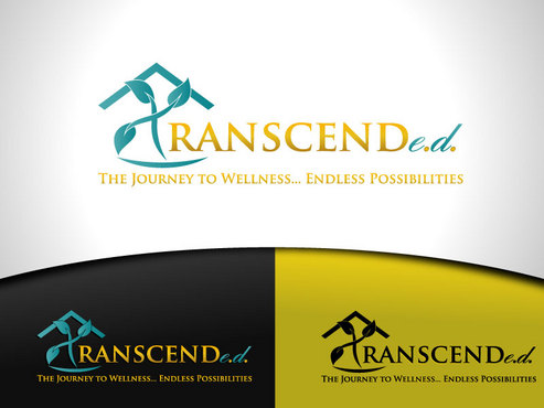Transcend e.d. A Logo, Monogram, or Icon  Draft # 7 by saiiah