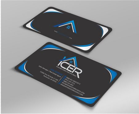 Investor's Choice Executive Realty Business Cards and Stationery  Draft # 167 by Deck86
