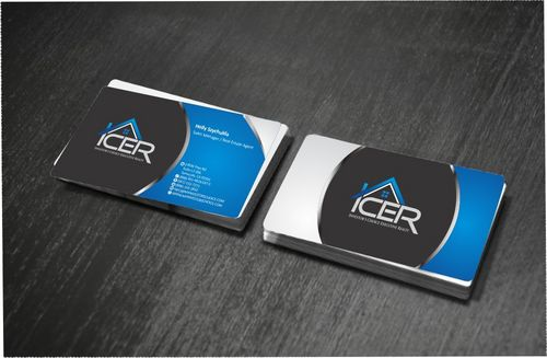 Investor's Choice Executive Realty Business Cards and Stationery  Draft # 168 by Deck86