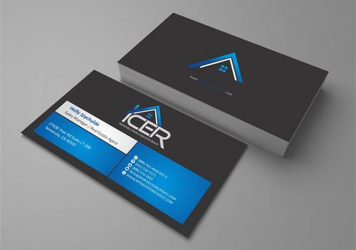 Investor's Choice Executive Realty Business Cards and Stationery  Draft # 170 by Deck86