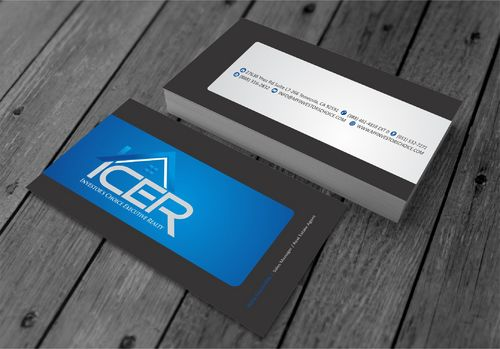 Investor's Choice Executive Realty Business Cards and Stationery  Draft # 173 by xtremecreative3