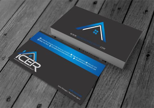 Investor's Choice Executive Realty Business Cards and Stationery  Draft # 176 by xtremecreative3