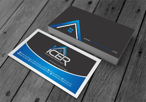 Investor's Choice Executive Realty Business Cards and Stationery  Draft # 177 by xtremecreative3