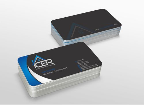 Investor's Choice Executive Realty Business Cards and Stationery  Draft # 180 by xtremecreative3