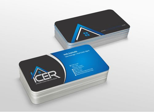 Investor's Choice Executive Realty Business Cards and Stationery  Draft # 181 by xtremecreative3