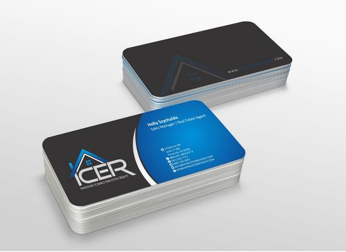 Investor's Choice Executive Realty Business Cards and Stationery  Draft # 182 by xtremecreative3