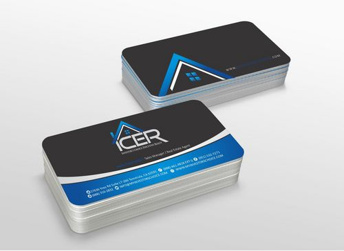 Investor's Choice Executive Realty Business Cards and Stationery  Draft # 183 by xtremecreative3