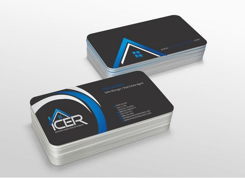 Investor's Choice Executive Realty Business Cards and Stationery  Draft # 185 by xtremecreative3