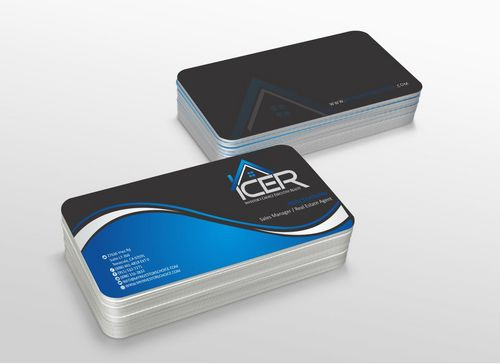 Investor's Choice Executive Realty Business Cards and Stationery  Draft # 188 by xtremecreative3