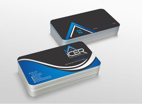 Investor's Choice Executive Realty Business Cards and Stationery  Draft # 189 by xtremecreative3