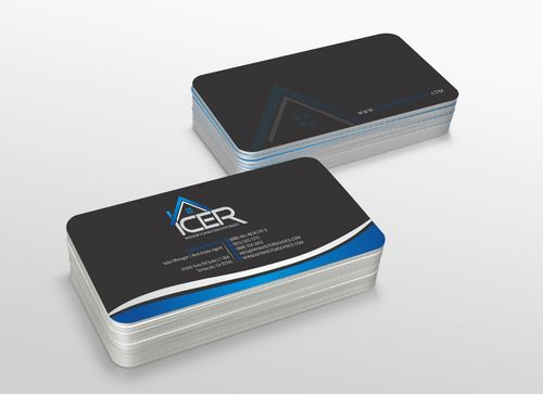 Investor's Choice Executive Realty Business Cards and Stationery  Draft # 192 by xtremecreative3