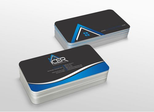 Investor's Choice Executive Realty Business Cards and Stationery  Draft # 193 by xtremecreative3