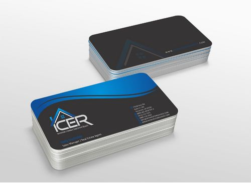Investor's Choice Executive Realty Business Cards and Stationery  Draft # 194 by xtremecreative3