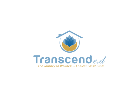 Transcend e.d. A Logo, Monogram, or Icon  Draft # 31 by PeterZ