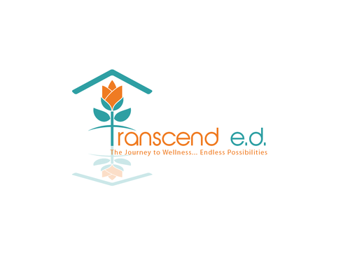 Transcend e.d. A Logo, Monogram, or Icon  Draft # 36 by PeterZ