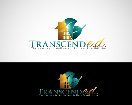 Transcend e.d. A Logo, Monogram, or Icon  Draft # 50 by oxfordart