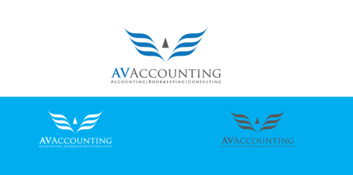 Av Accounting A Logo, Monogram, or Icon  Draft # 270 by anijams