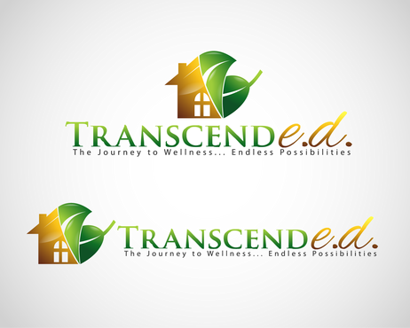 Transcend e.d. A Logo, Monogram, or Icon  Draft # 51 by oxfordart