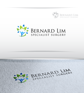 Bernard Lim Specialist Surgery A Logo, Monogram, or Icon  Draft # 17 by apptech