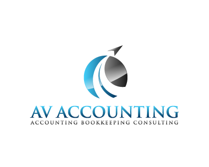 Av Accounting A Logo, Monogram, or Icon  Draft # 277 by a2z28886